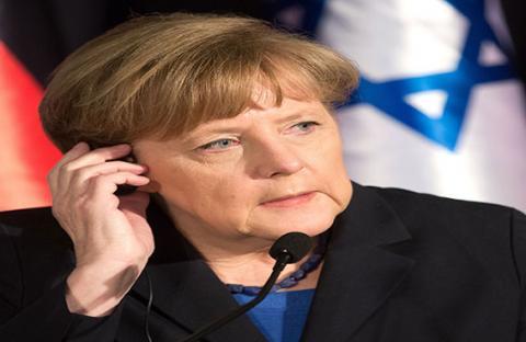 نتنياهو لميركل: إيران أكبر تهديد عالمي