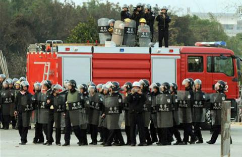 مقتل 27 في اضطرابات بشينجيانغ في الصين