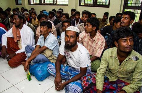 تدفق جديد للاجئين الروهينجيا إلى أندونيسيا