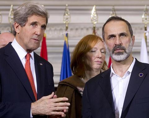 لماذا المعونة الأمريكية لثوار سوريا الآن؟
