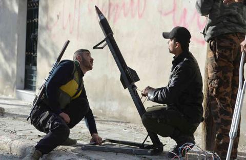 أوباما يعلن التزامه بدعم المعارضة السورية