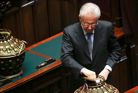 برودي الأوفر حظاً لرئاسة إيطاليا