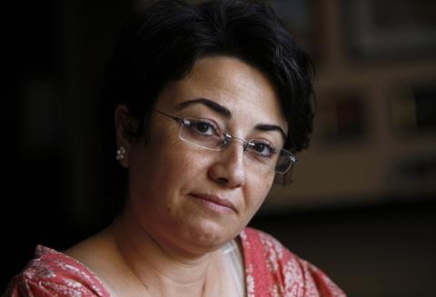 إسرائيل تلغي منع الزعبي من الترشح للبرلمان