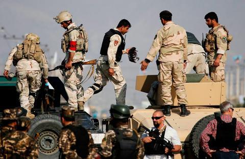 طالبان تزرع الرعب لتخريب الانتخابات الأفغانية