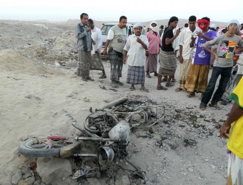 مقتل ثلاثة من عناصر القاعدة في اليمن