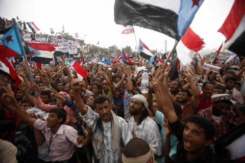 حشد مليوني دعماً للتصالح والتسامح في عدن