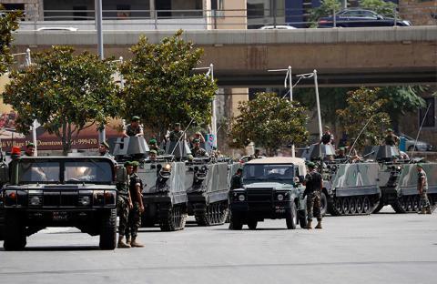 استنفار في بيروت بعد مقتل مناهض لحزب الله