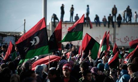 دعوات إلى ثورة ثانية تثير القلق في ليبيا