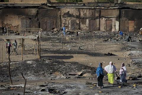 سبعة قتلى بتفجير انتحاري في مالي