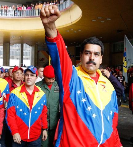 بداية ساخنة لسباق الرئاسة بفنزويلا