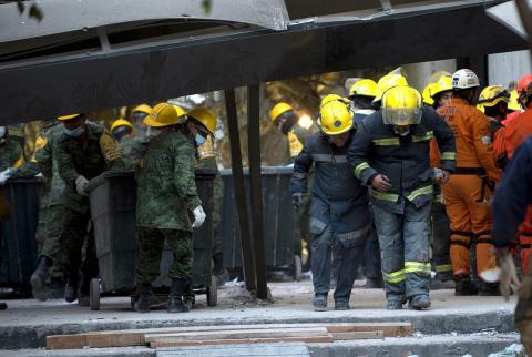 عشرات القتلى في انفجار ضخم بالمكسيك