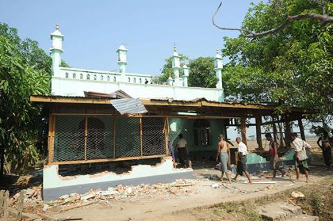 قتيل وجرحى باعتداءات على مسلمي ميانمار