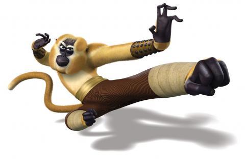 القردة تنظم حركاتها كالبشر