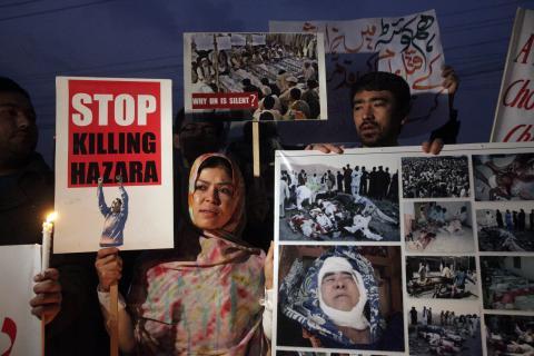 طالبان باكستان توقف هجماتها في وزيرستان