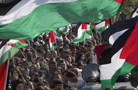 إضراب يشل أراضي الـ48 في ذكرى يوم الأرض