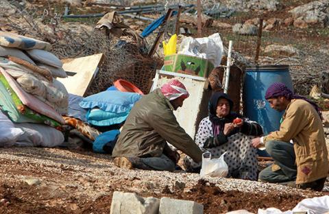 عباس: لن نغرق إسرائيل باللاجئين الفلسطينيين