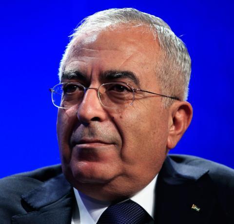 فياض يدعو للتعجيل بالانتخابات الفلسطينية