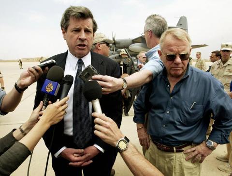 بول بريمر يقر بأخطاء استراتيجية في العراق