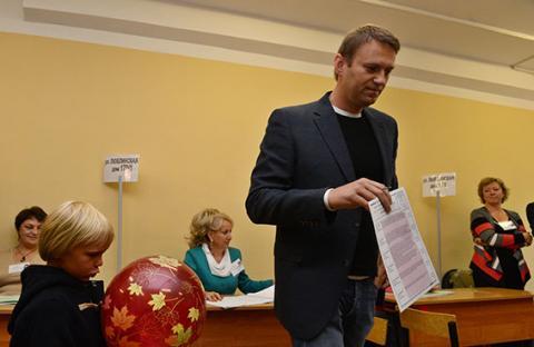 نافالني يتحدى الكرملين في الانتخابات البلدية