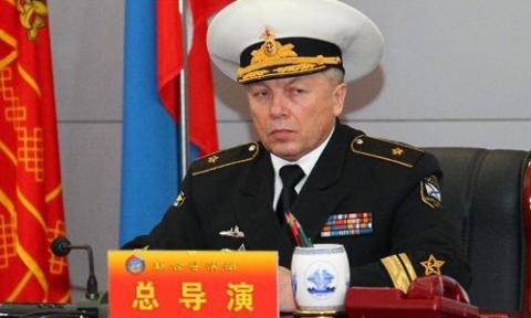قرار بفصل رئيس الدفاع الجوي الروسي