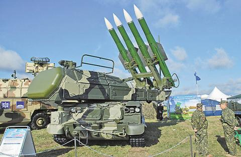 موسكو تبدأ تنفيذ عقد توريد أسلحة إلى العراق
