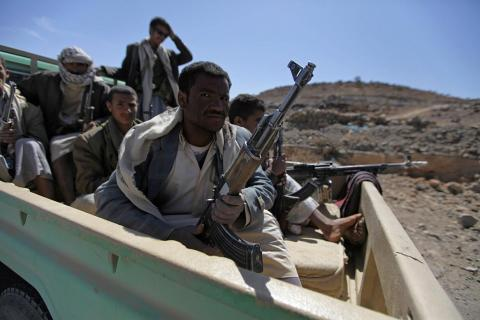 القاعدة تعلن قتلها لجنود يمنيين في البيضاء