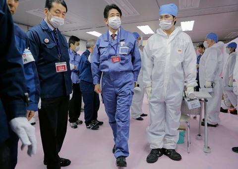 خبراء يتوقعون استمرار التسرب من فوكوشيما