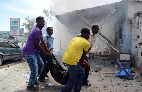مجلس الأمن يدين الهجوم الانتحاري في مقديشو