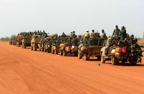 جيش جنوب السودان يقتل 100 من أفراد قبيلة