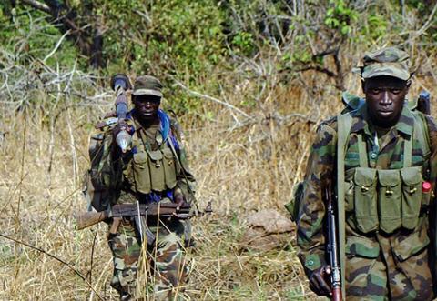 اتفاق السلام بين الكونغو والمتمردين 15 مارس