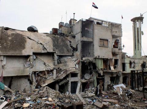 420 ألف سوري بحاجة لمساعدة عاجلة في حمص