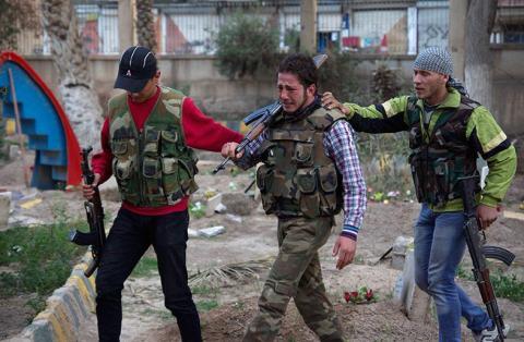 واشنطن تندد بمقتل جنود سوريين في العراق
