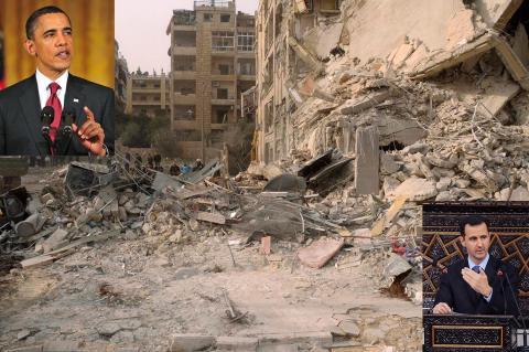 هل كان ينبغي أن يتدخل اوباما في سوريا؟