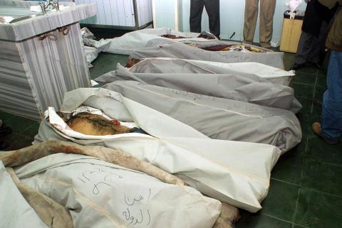 حملة لنشطاء في بريطانيا لإغاثة ضحايا الأسد