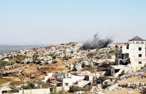 واشنطن تشترط تسليم سوريا ترسانتها الكيميائية وموسكو تقترح وضعها تحت رقابة دولية