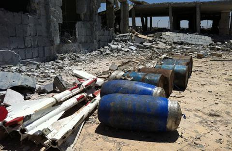 موسكو: الأسد لا يحتاج لأسلحة كيميائية