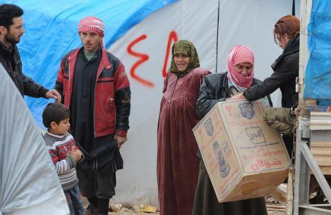الأمم المتحدة تطالب لبنان بالاستعداد لمزيد من اللاجئين