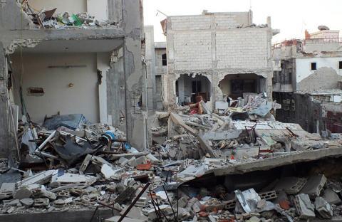 تردد أوروبي في مواجهة التحدي السوري