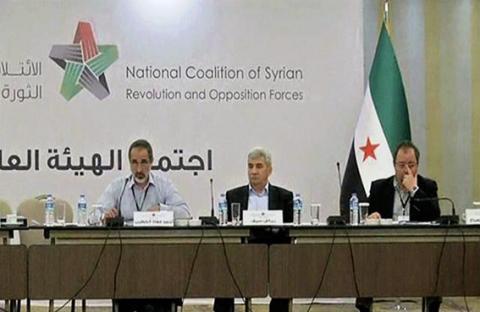 الائتلاف السوري يفشل في توحيد صفوفه