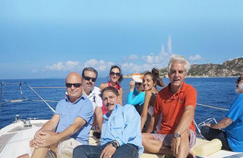 رحلة بحرية في سردينيا تمنحك تجربة فريدة ومثيرة
