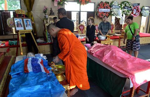 قتلى وجرحى في هجمات ضد محتجين بتايلند
