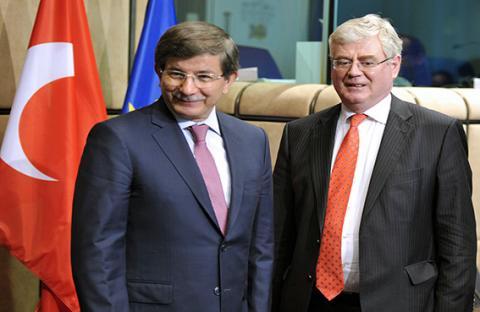 استئناف محادثات تركيا والاتحاد الأوروبي قريباً