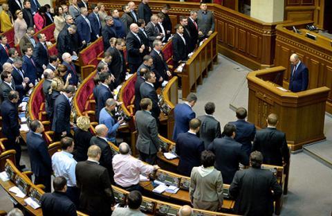 واشنطن تؤكد دعمها للحكومة الأوكرانية