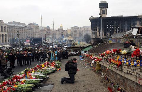 تغيرات دراماتيكية تدخل اوكرانيا في عهد جديد