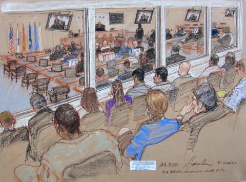 استعدادات سرية لمحاكمة المتهمين بهجمات سبتمبر
