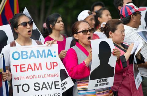 بكين لواشنطن: في التيبت حريات غير مسبوقة