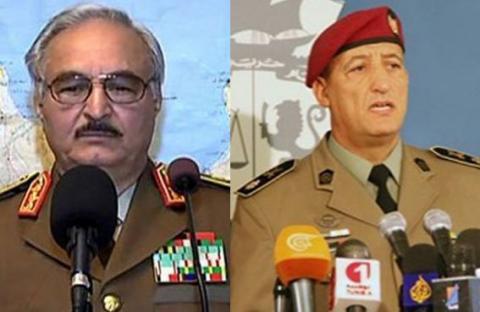 الأوجاع في ليبيا.. والاستنفار في تونس..!
