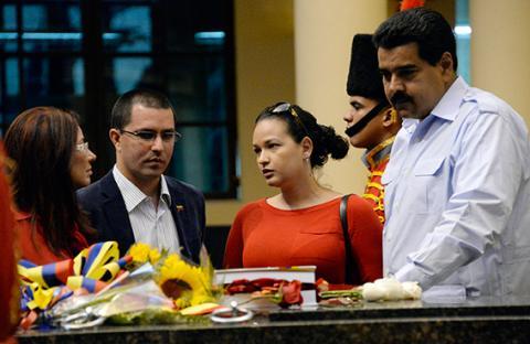 فنزويلا تحتفل بعيد ميلاد تشافيز