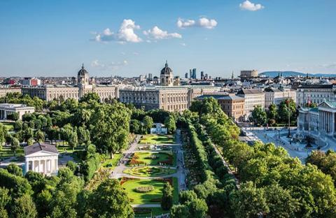فيينا.. مناظر خلابة وراحة نفسية ممتعة