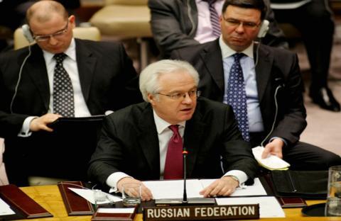 موسكو تشدد على الحوار لحل الصراع السوري